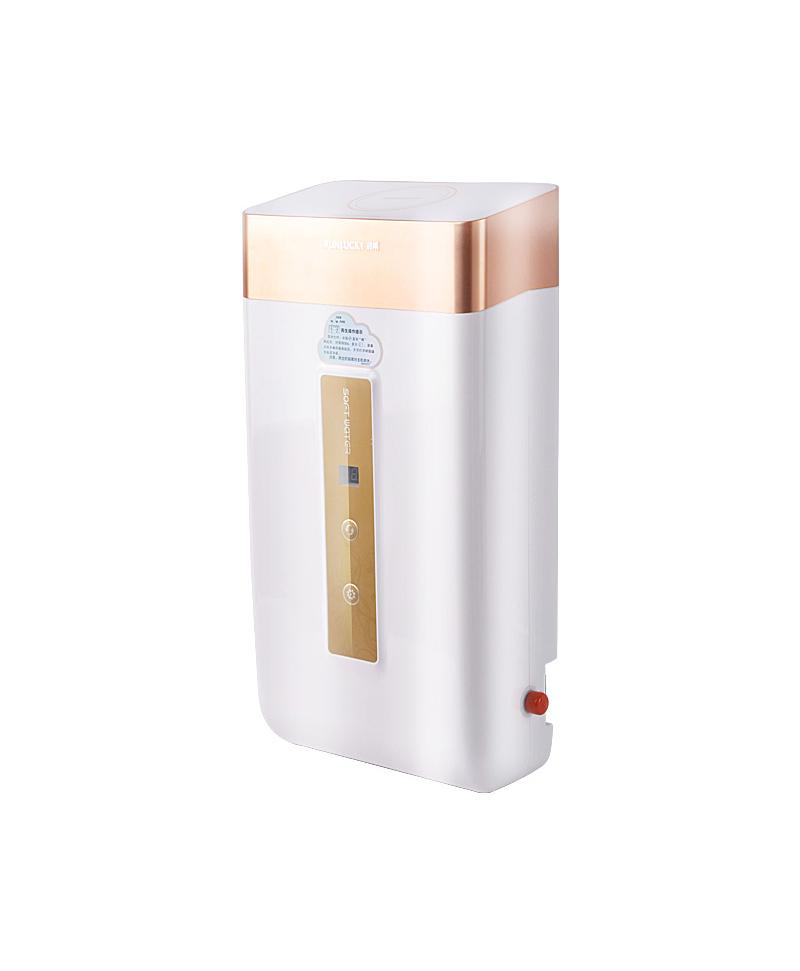 沐浴软水机双罐(金色)