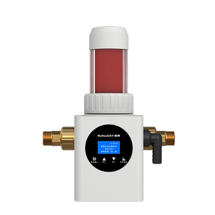 自动反冲洗前置过滤器RL-Q02B